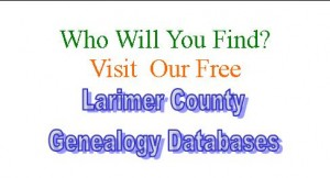 Free Genealogy Databases Banner