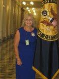 Karla In President's Office